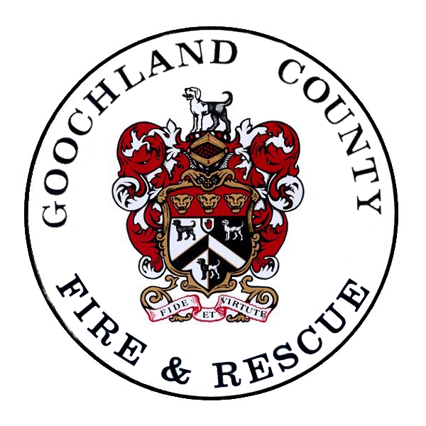 goochland county seal fire rescue